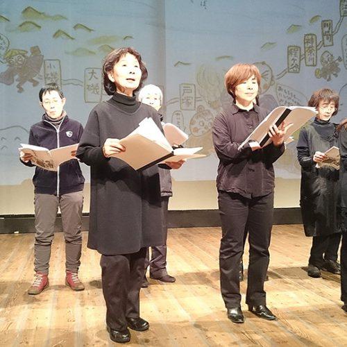 ドラマ工房リーディング・クラブ発表会「ドラマティックリーディングの世界」