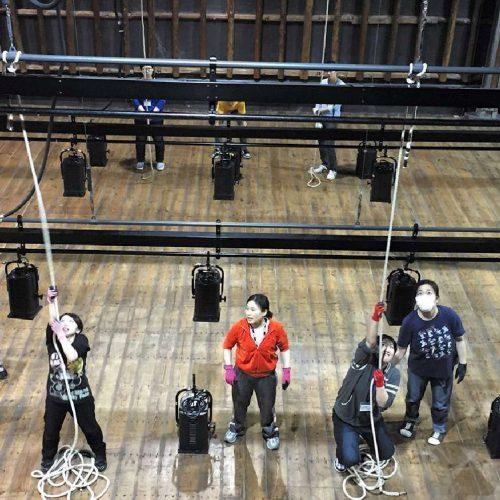 【中止/免許有効期限の対応について】2020年度 春 舞台技術者養成講座